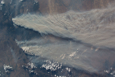 Washington forest fires