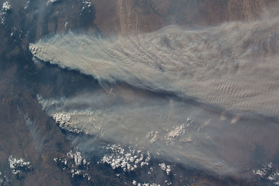 Washington forest fires