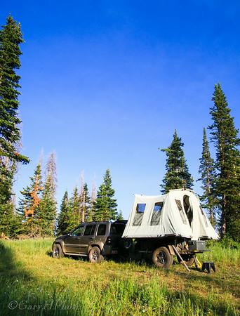 07-18-2014 - Duchesne Ridge Camp