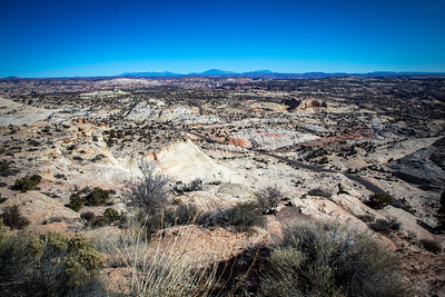 Wilderness in Grand Staircase / Escalante National Monument