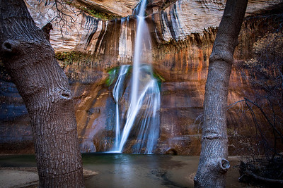 Calf Creek Falls in Escalante National Monument