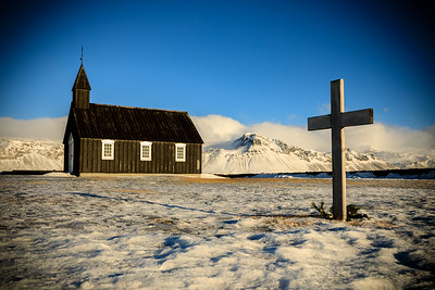 Historic Black Church in Budir Hamlet