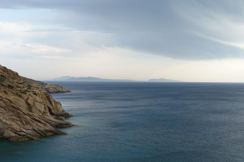Santorini from Ios