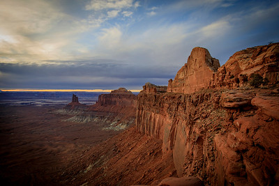 Green Mountain Overlook, Canyonlands NP