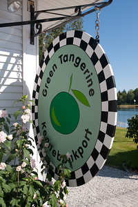Green Tangerine, Kennebunkport, Maine