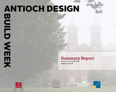 Antioch Full Report