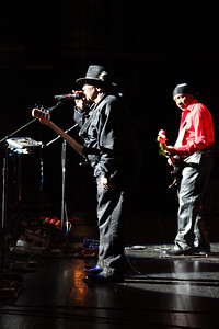 Experience Hendrix at Benedum Center - Pittsburg, PA 10/26/10