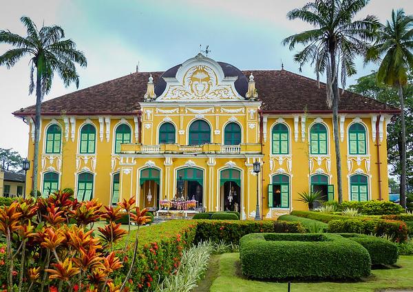 Abhaibhubejhr Thai Traditional Medicine Museum