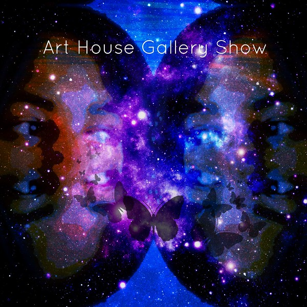 Art House Gallery Show (double face)