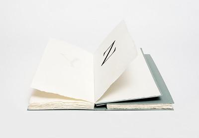 """Libroinfinito (""""Abecedary Book""""), Tallone Press, 2016."""