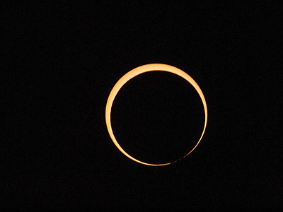 First photo from May 20, 2012 annular eclipse