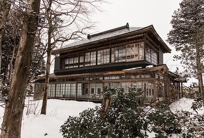 A beautiful house in Tohoku