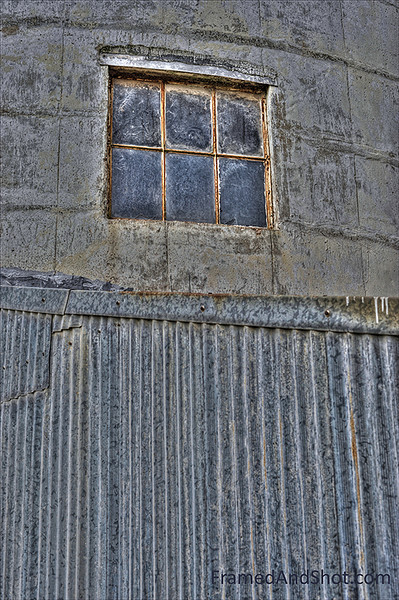 Industrial Window