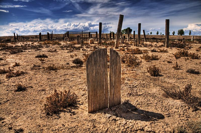Split Grave