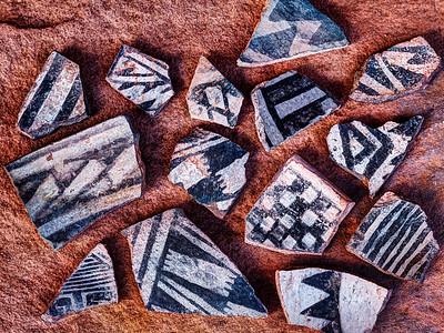 Anasazi Art #1