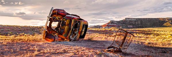 Immaculate Death Car
