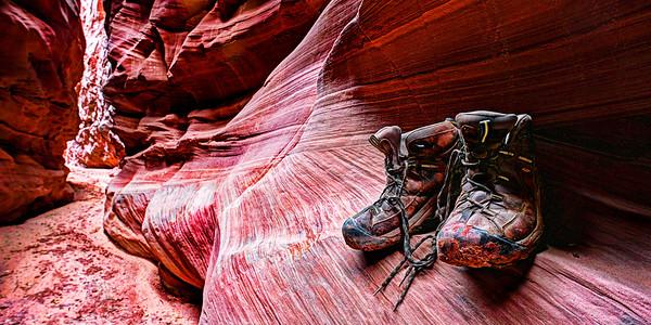 Slot Canyon Boots