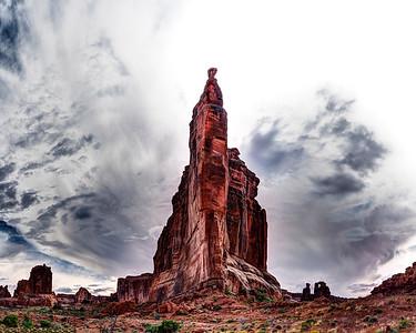 Temple Rock