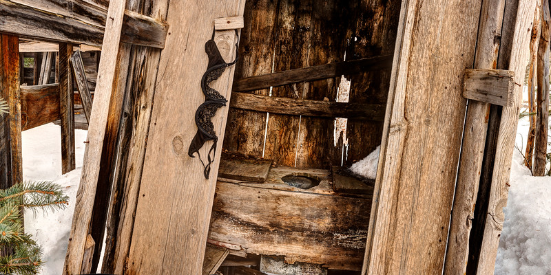 The Filthiest Outhouse in the Wild West