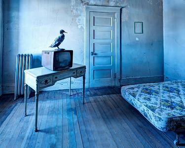 Haunted Room 104