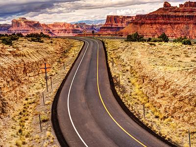 Utah Rest Stop