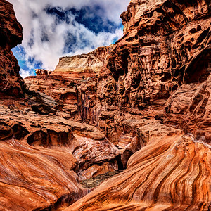 Mesmerizing Canyon