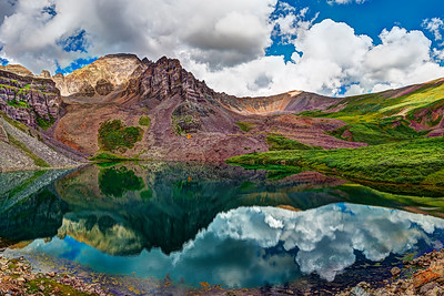 Cathedral Lake by Gary Orona