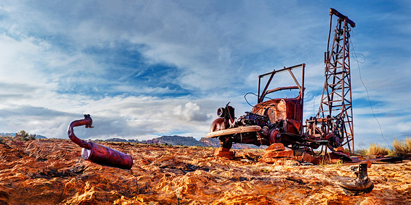 Ernie's Uranium Truck Number 3