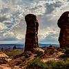 Savage Towers Landscape