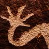 Petroglyph Hand