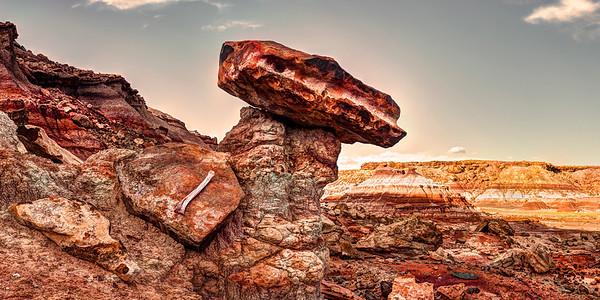 Bone and Balanced Rock