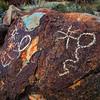 Rain Petroglyph