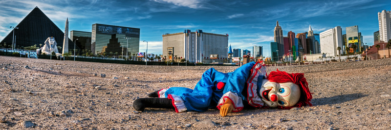 What Happened to Bozo in Vegas