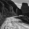 Road to Gunnison Butte