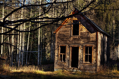 Ironton Ghost House #1 by Gary Orona