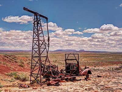 Ernie's Abandoned Landscape