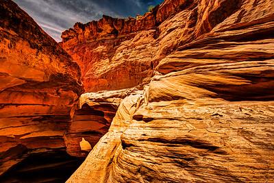 Sandstone Territory