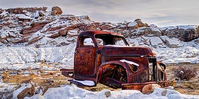 Uranium Truck #18000