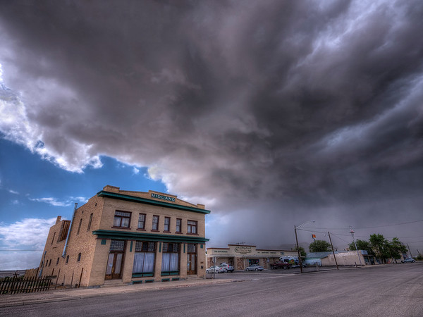 Storm Over the Midland