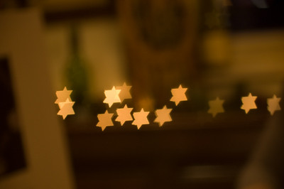 More Star Bokeh