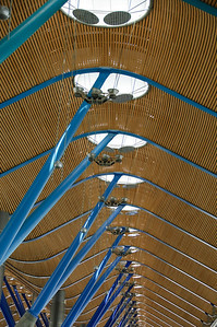 Madrid Airport Roof (1)