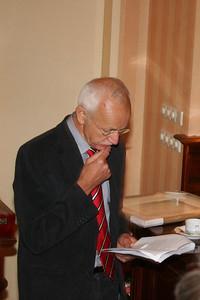 Dr. Bartels van de CCKL.