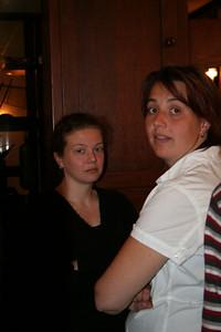 Marianne en Tamara.