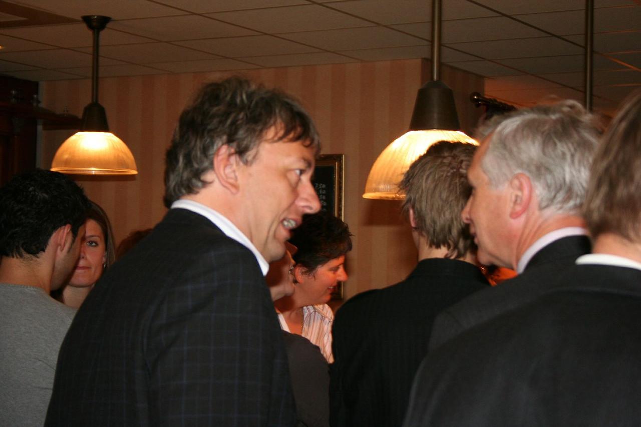 Rene en Guus.