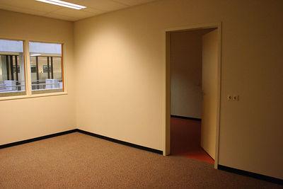 kamer Rene met deur naar secretariaat