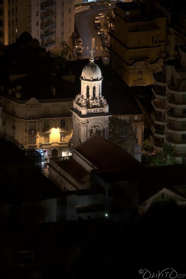 Saint Devote Chapel  Monte Carlo