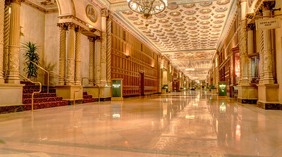 The Biltmore Hotel Lobby