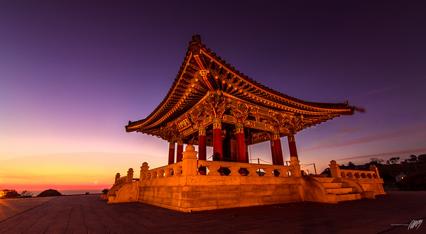 Korean Bell of Friendship, LA