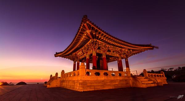 Korean Bell of Friendship, LA