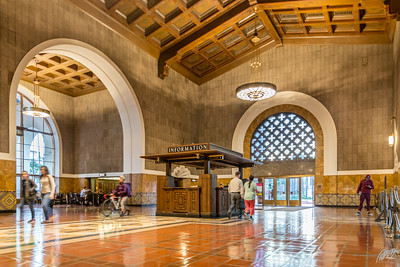 Union Station, LA